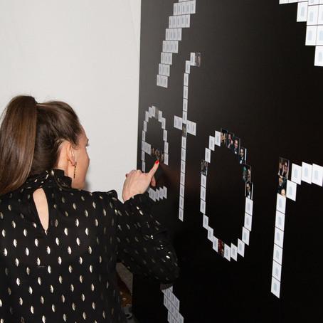 """Animation événementielle """"Photo Pixel Art"""""""