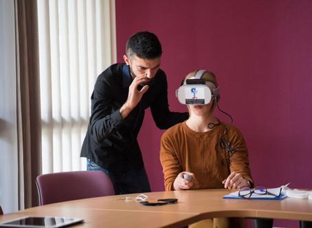 """Animation événementielle """"Réalité Virtuelle pour tous"""""""