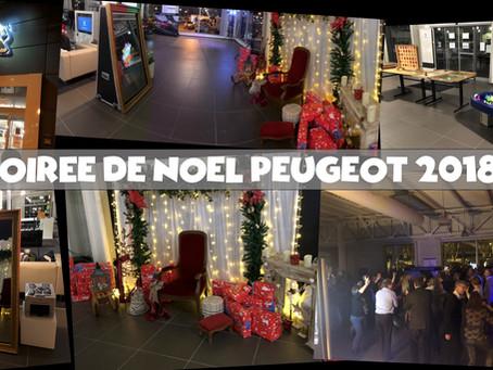 La soirée de Noël de Peugeot Bailly Laxou
