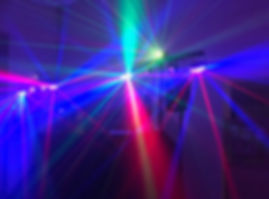 Lyres, led lumière