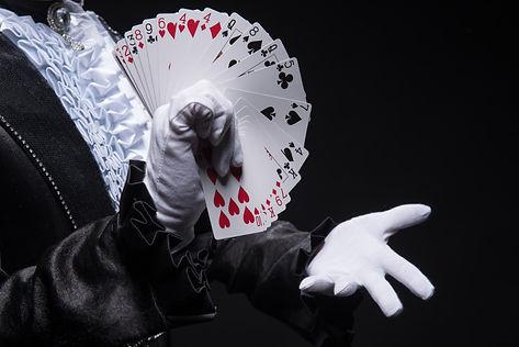 Magicien, illusionniste