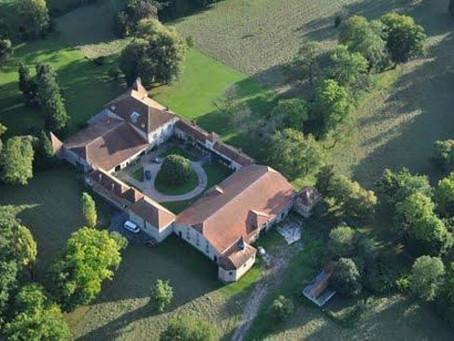 Lieu visité : Le Château de Romécourt