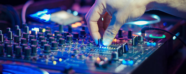 animation, DJ, sonorisation