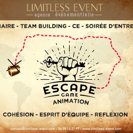 L'escape game : un jeu qui rapproche