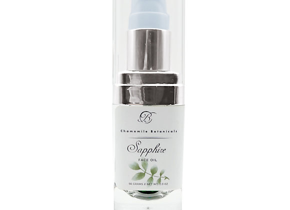 Face Oil for  Acne and  Oily Skin with Blue Tansy Oil
