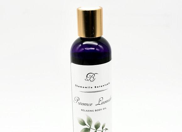 Nourishing Lavender Body Oil
