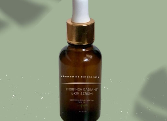 Face Oil with Moringa oil and Sea Buckthorn