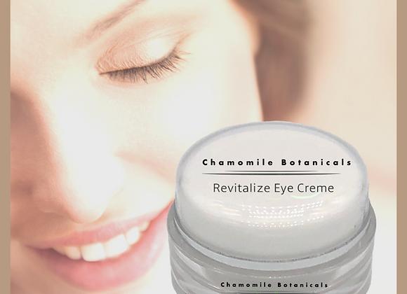 Eye cream and under eye cream with botanical peptides - Restore Eye Cream