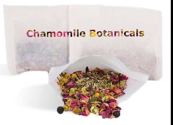 Tub Tea with Organic Rose and Chamomile - Gift For Mom