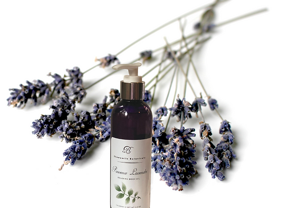 Lavender Body Oil and Massage Oil - Provence Lavender Oil