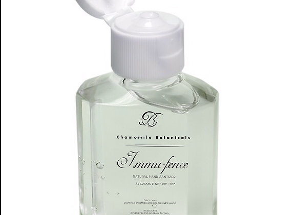 Immu-Fence Natural Hand Sanitizer