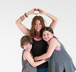 Danielle Schragen Yoga Child instructor