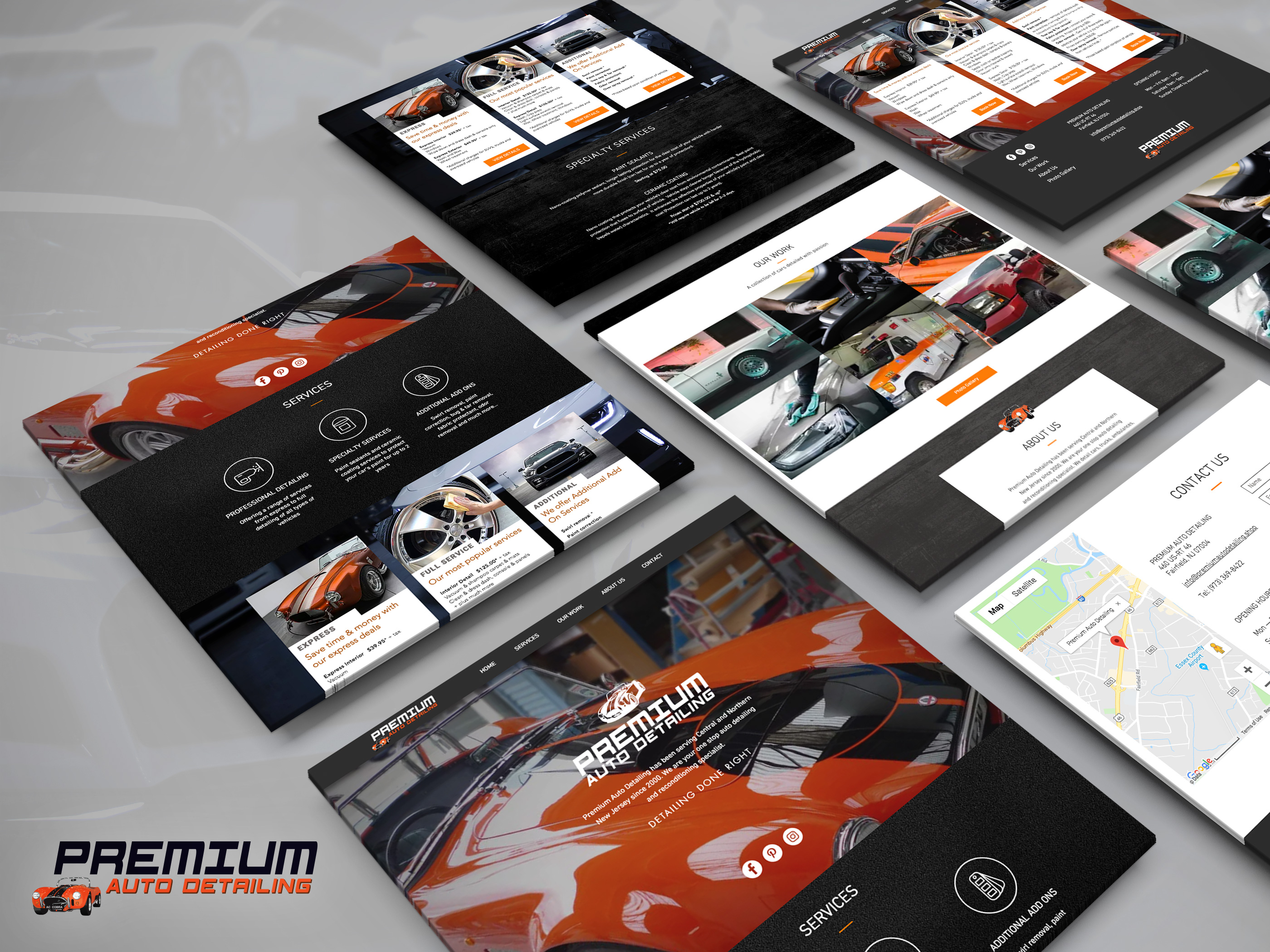 Premium Auto Detailing