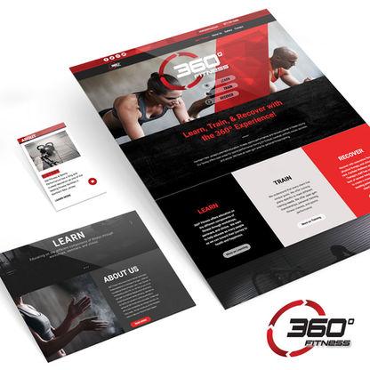 360 Fitness website