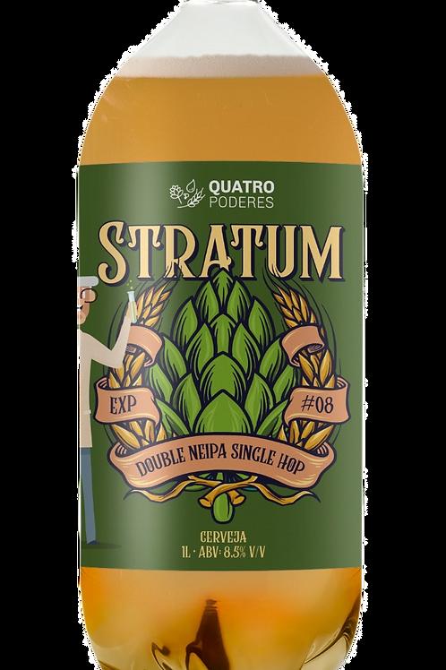 EXP#08 Stratum Double NEIPA (1L no Pet Growler)