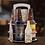 Thumbnail: Kit 4 Cervejas/Taça no Engradado