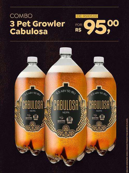 Cabulosa - Growlers PET - 3 L