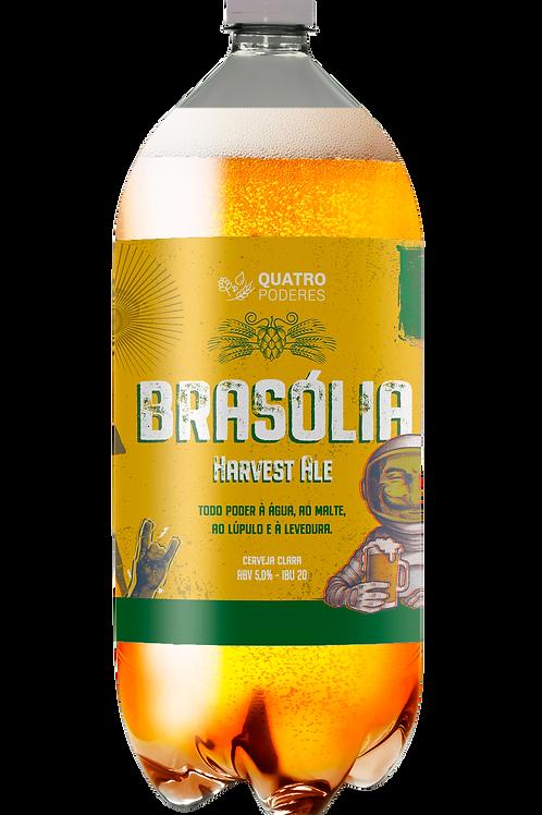 Brasólia - Summer Ale - Pet Growler - 1 L