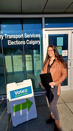 Kim Tyers Becomes the First Official Candidate for Calgary City Council in Ward 2