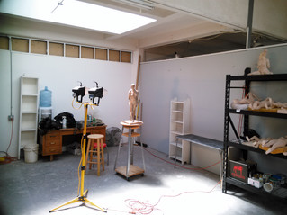 New Studio in the Mission