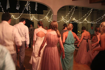 Celebrations DJ Wedding Reception Dance