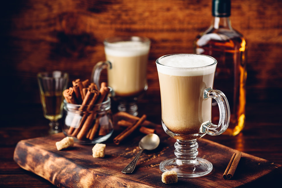 coffee-with-irish-whiskey-and-whipped-cr