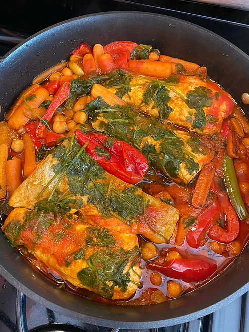 MOROCCO IN FISH