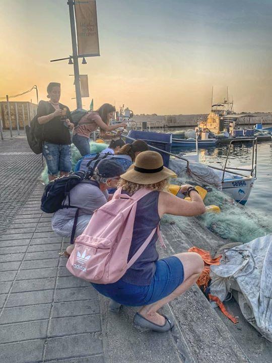 סדנת צילום בנייד לארגונים/ וועדים/ חברות היי טק בנמל יפו תל אביב