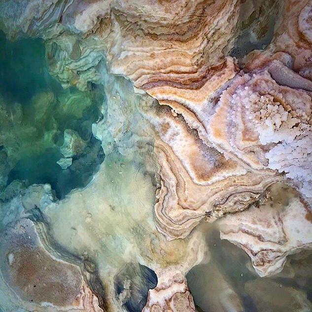 צולם בנייד בסדנה בים המלח