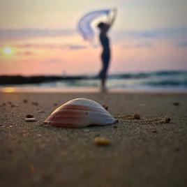 צולם בנייד בחוף תל ברוך