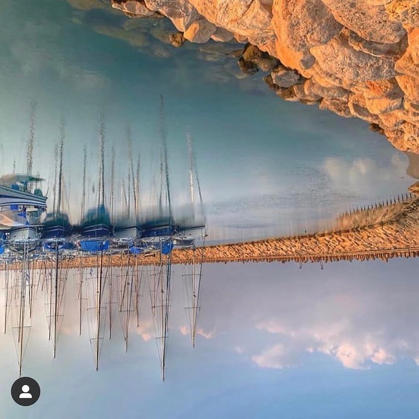 להזיז את העננים- סדנת צילום בנייד בזריחה