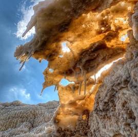 צולם בסדנת צילום בנייד שהנחתי בים המלח