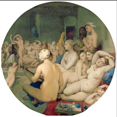 Fantasized Woman Nude