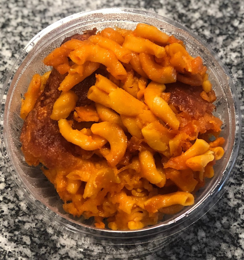 Macaroni and Cheese from Caribbean Starr