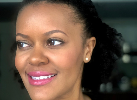 3 Professional Natural Hairstyles