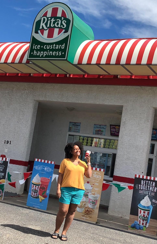 Rita's Italian Ice in Delaware