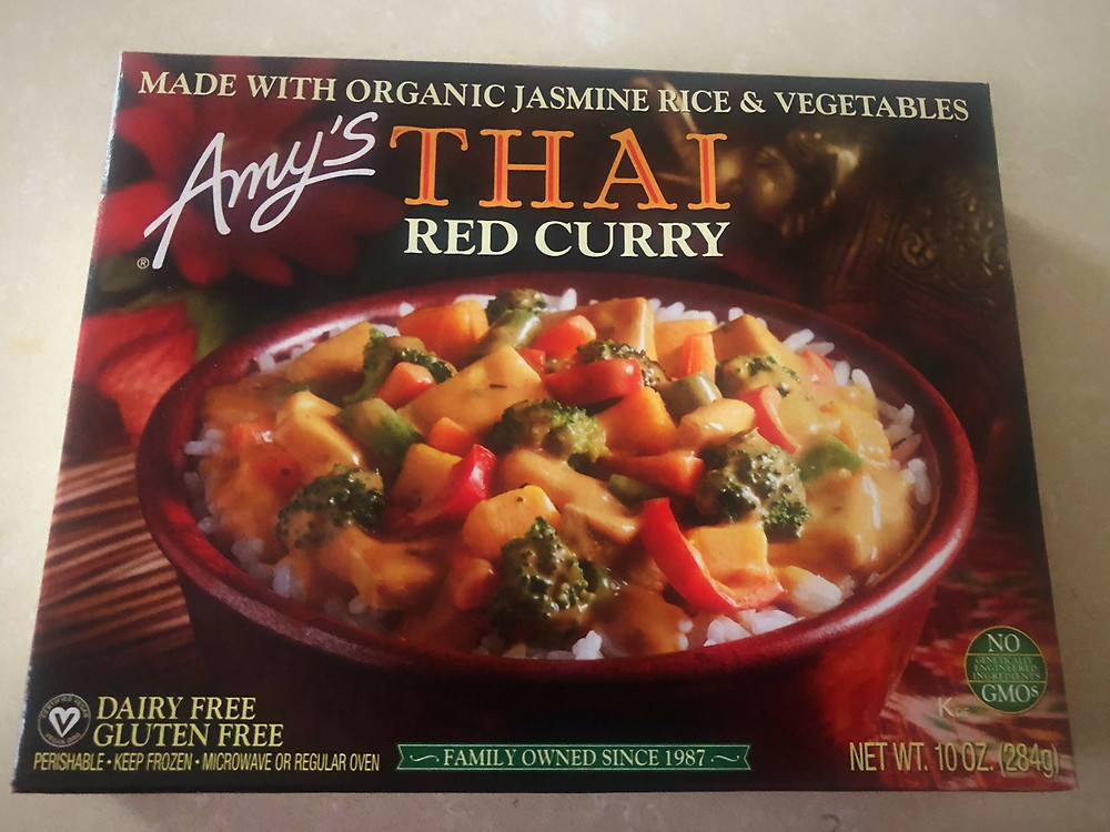 Amy's Red Thai Curry