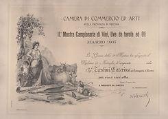 Diploma Campagnola