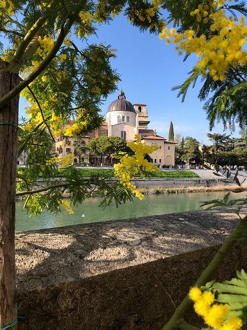 Angolo romantico di Verona