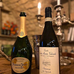 Champagne Perrier Jouet e Amarone_edited