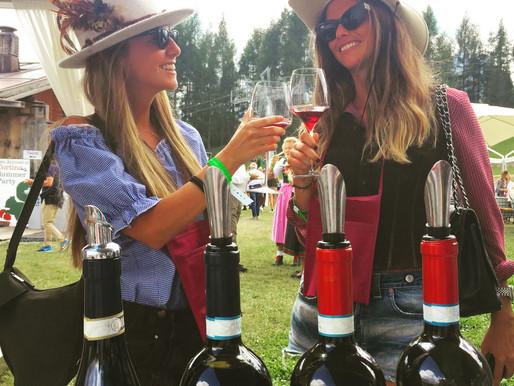 Glamour Valpolicella al Cortina Summer Party 2018
