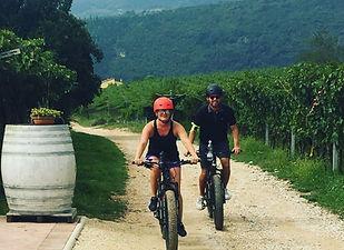 Voucher bike tour