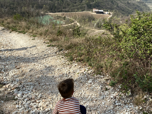 Walking itinerary in the enchanting Valpolicella Park