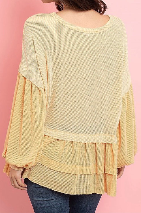 Brighter Days Ahead Tunic