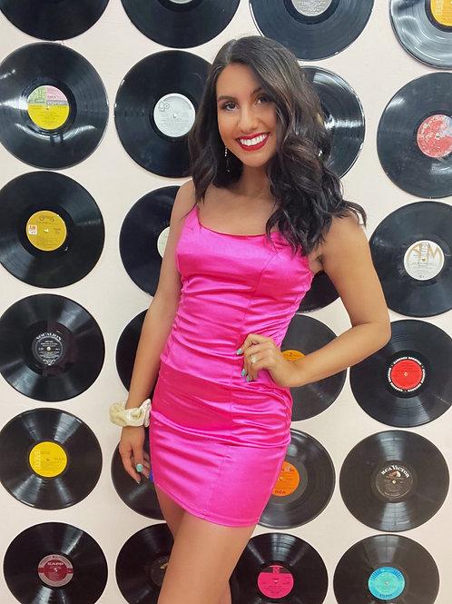 Barbie Girl Bodycon Dress