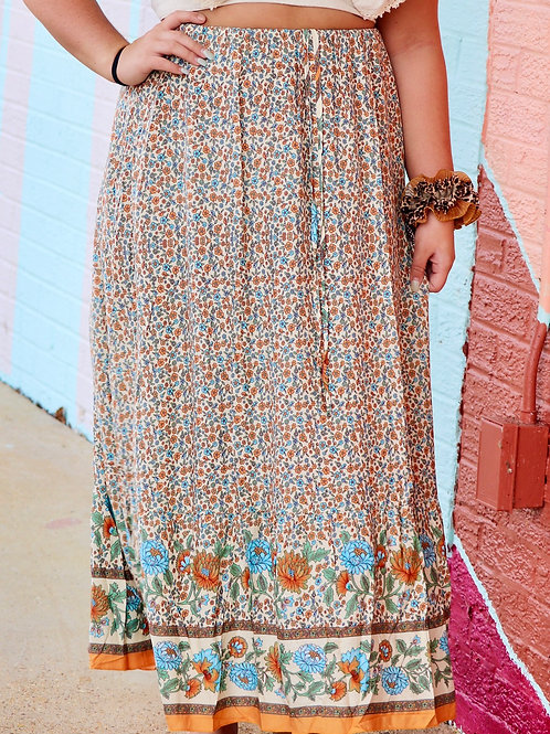 Worth It Maxi Skirt