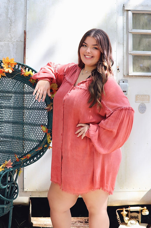 Out with the Old Curvy Tunic
