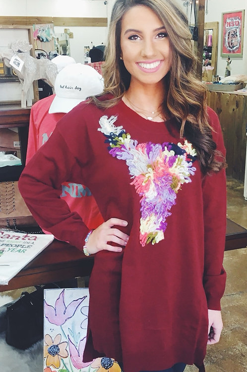 Go Aggies Knit Tunic