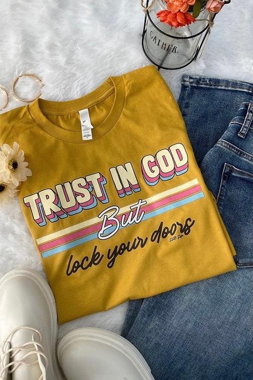 Trust in God Graphic Tee
