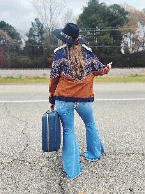 Mikayla's Pick Western Jacket
